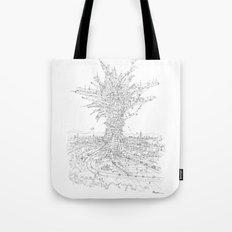 L' Albero Antropizzato Tote Bag