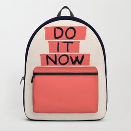 DO IT NOW Backpack