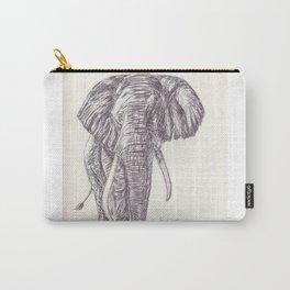 BALLPEN ELEPHANT 5 Carry-All Pouch