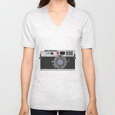 Camera, 2 Unisex V-Neck
