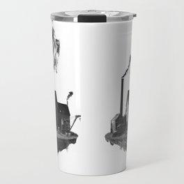 Industrial Land Travel Mug
