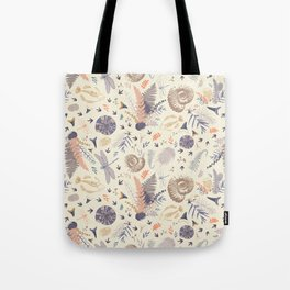 Docile Fossil Tote Bag