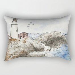 We All Need An Escape Rectangular Pillow