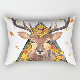 The Spirit of the Forest Rectangular Pillow