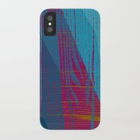 quibe iPhone & iPod Cases featuring Feel the texture III by Magdalena Hristova