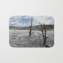 Mammoth Hot Spring  Terrace Bath Mat