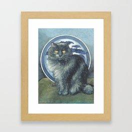 Moxie Framed Art Print
