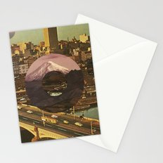City Transport Stationery Cards