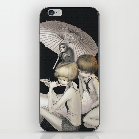 Matsuri (Festival) iPhone & iPod Skin