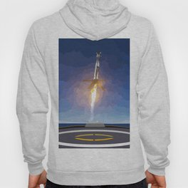 The Booster Has Landed Hoodie