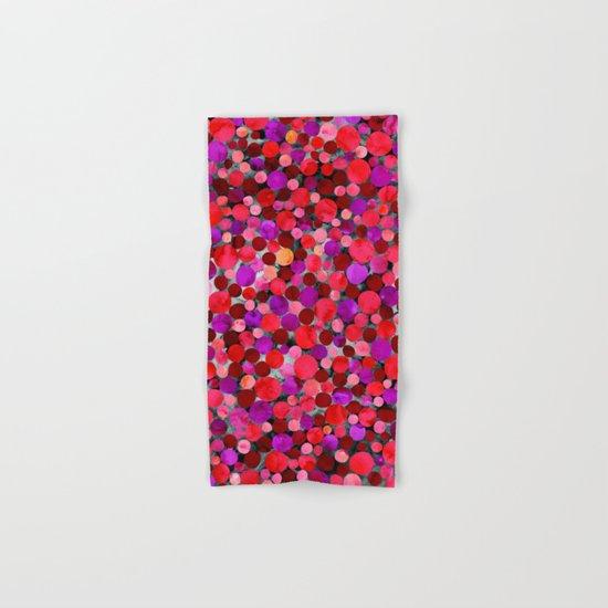 Confetti Pattern 06 Hand & Bath Towel