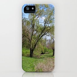 Winter's Opponent iPhone Case