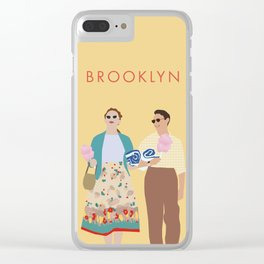 Brooklyn Clear iPhone Case