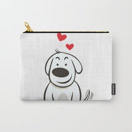 MY FUNNY DOG Carry-All Pouch
