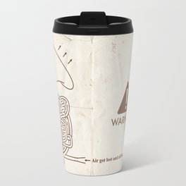 Horn players, watch out!! :P Travel Mug