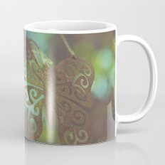 Bokeh With Butterfly Wings Mug