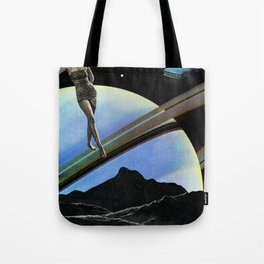 I can't see you. I'm dead Tote Bag
