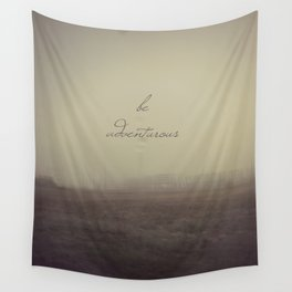 Be Adventurous Wall Tapestry