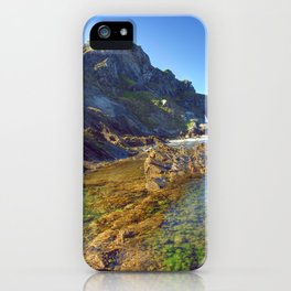 San Juan de Gastelugatxe iPhone Case