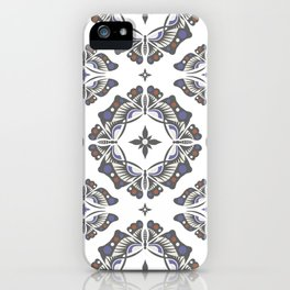BUTTERFLY Ornamental iPhone Case