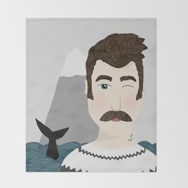 LOFOTEN Throw Blanket
