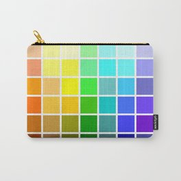 Swatch Palette Carry-All Pouch