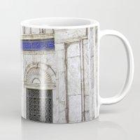 ali gulec Mugs featuring Sultan Ali Mosque - Cairo by CAPTAINSILVA