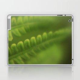 Green lines Laptop & iPad Skin