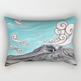 Beauty From Ashes Rectangular Pillow