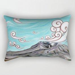 Beauty From Ashes Rectangular Pillow
