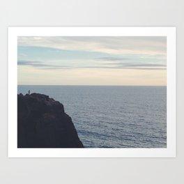 Point Dume Art Print