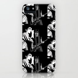 At A Later Date iPhone Case