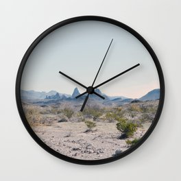 Mule Ears Wall Clock