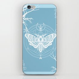 Witch Craft Winter iPhone Skin