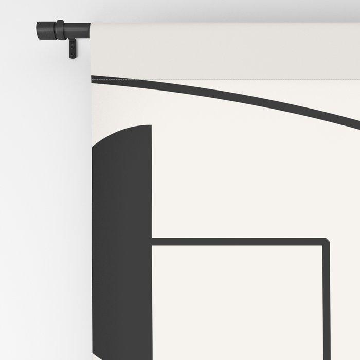 "Mid Century Modern ""Bowls"" Blackout Curtain"