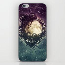Clockwork Moon iPhone Skin