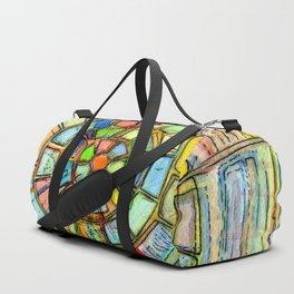 Free Rotor Energy (Nikola Tesla) Duffle Bag