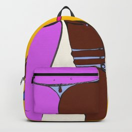 Alien bums Backpack
