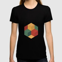 Retro Cubic T-shirt