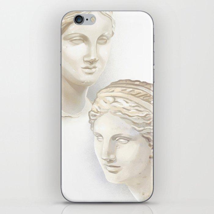 Dueling Aphrodites iPhone Skin