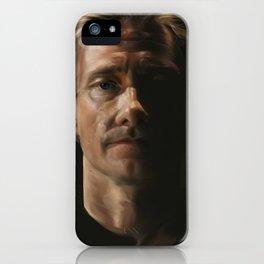 Martin Freeman - Phil Rask iPhone Case