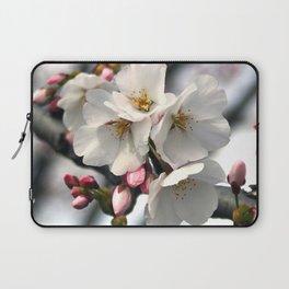 Japanese Cherry Blossoms Laptop Sleeve