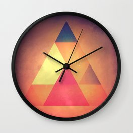 3try Wall Clock