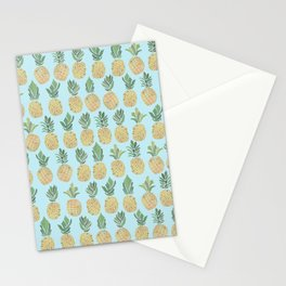 The Pineapple Show Stationery Cards