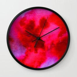 The Deepest Love You Ever Felt Wall Clock