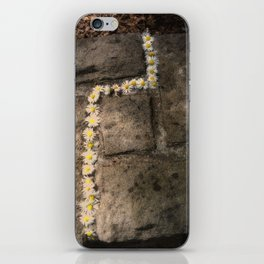 DAISY CHAIN iPhone Skin