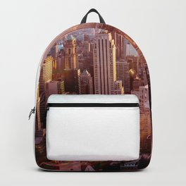 New York City Skyline - Vertical Backpack