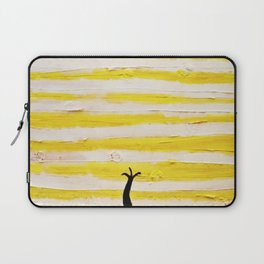 Blinding Sun Laptop Sleeve