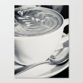 Coffee Art I Canvas Print