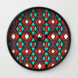 Colorant Wall Clock